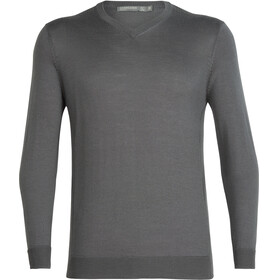 Icebreaker Quailburn Midlayer Men grey